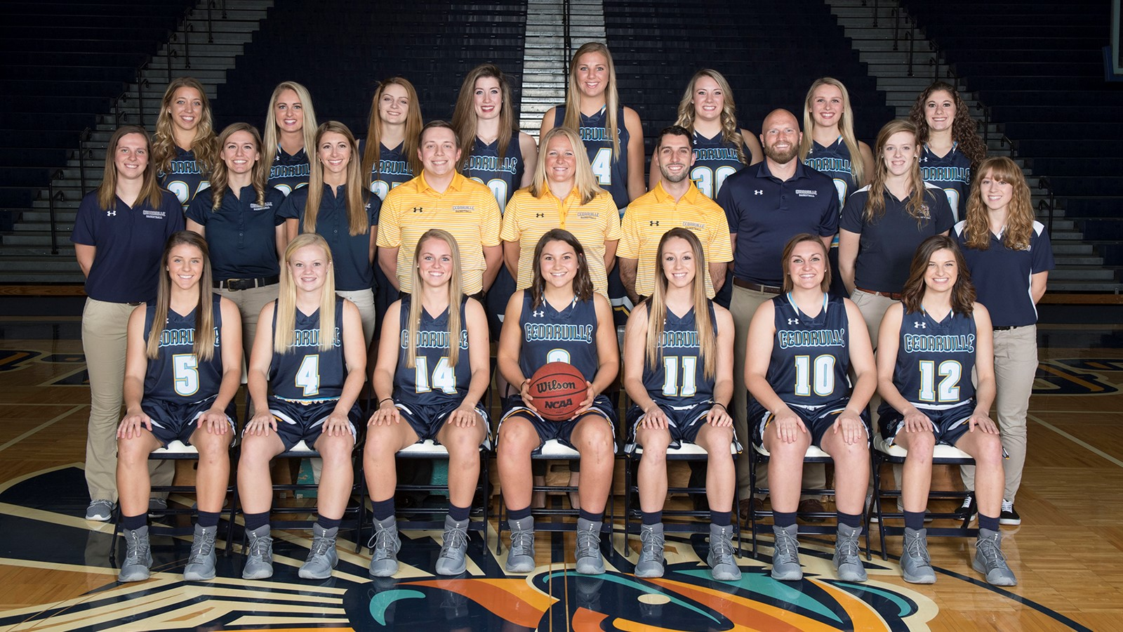 2017 18 Women S Basketball Roster Cedarville University